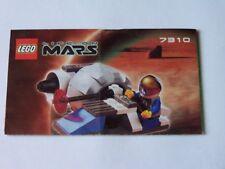 LEGO® Bauanleitung / Instruction Nr. 7310
