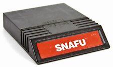 Snafu (Mattel Intellivision) Video Game Cartridge - Tested (1979) - EUC