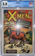 X-MEN CGC LOT 4,5,6,&7! ALL CGC 5.0's! 1ST,2ND,3RD,4TH SCARLET WITCH/QUICKSILVER