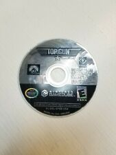 Top Gun GameCube Nintendo DISC ONLY FAST SHIP