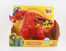 Perschool Holiday Birthday Kid Gift Play Imaginext Toy Eagle Talon Castle Dragon