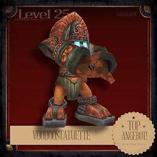 » Voodoostatuette | Voodoo Figurine | World of Warcraft | Pet | Haustier L25 «
