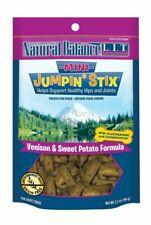 Natural Balance Limited Ingredient Treats Stix Venison Sweet Potato 4oz T2