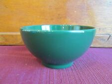 "WAECHTERSBACH GERMANY FUN FACTORY HUNTER GREEN CEREAL BOWL 5 3/4""x3"" 1212F"