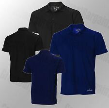 Polyester V Neck Patternless Casual Shirts & Tops for Men