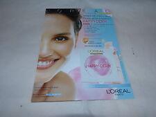 VIRGINIE LEDOYEN - Publicité de magazine / Advert !!! HAPPYDERM !!!