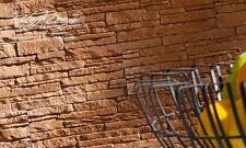 24 pcs. plastic molds *CALIBRA* for concrete veneer wall stone stackstone tiles
