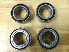 SET OF FOUR FRONT & REAR WHEEL BEARINGS POLARIS RZR 800 800S RZR4 570 2010-2014