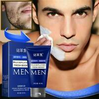 UK. Men's Permanent Body Hair Removal Cream Hand Leg Hair Loss Depilatory Cream