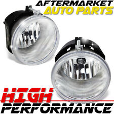 For 2006-2010 Jeep Commander Fog Light Clear