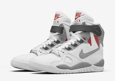 Nike Air Pressure 10 831279 100 White Cement Grey Command Force Max Mag Uptempo
