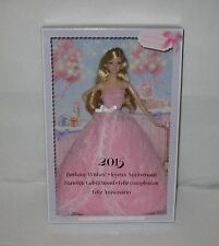 Barbie Collector Birthday Wishes 2015 MB  FREE SHIPPING