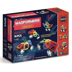 Magformers WOW - 16 Piece Set
