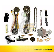 Timing Chain Kit Oil Pump Set 4.0 L for Ford Mazda Explorer B4000