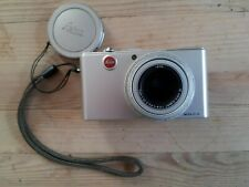 Leica D-LUX 3 in Silver With Leather Case