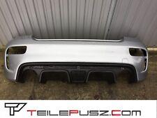 Original Abarth 500 595 Facelift 2016 Stoßstange hinten mit Diffusor Rear Bumper