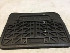 08-13 NISSAN ROGUE REAR FLOOR ALL WEATHER RUBBER MAT RUG J