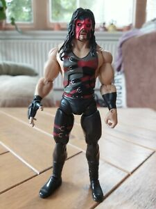 WWE Jakks Deluxe Classic Superstars Kane Series 6 Action Figure Loose