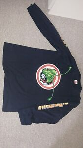 DJ Delirium ID&T 90's Longsleeve Shirt XL Thunderdome Hardcore Gabba Original