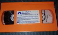 Dora the Explorer : Super Silly Fiesta [VHS] No Box
