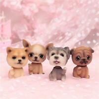 Cute Swing Dog Dolls For Car Vehicle Dashboard Ornament Home Desk Decoration