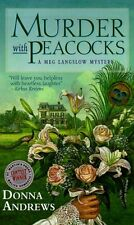 Murder with Peacocks (Meg Langslow Mysteries) by Donna Andrews