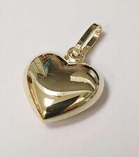Anhänger Herz aus Gelbgold 585/-  346-115257.400