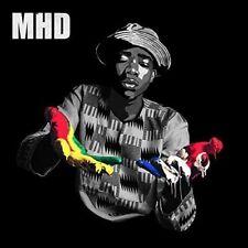 CD de musique en album hip-hop accept