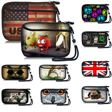 """Many Cool Designs 2.5"""" External USB Hard Drive Disk HDD Carry Case Cover Pouch"""
