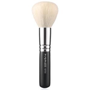 MAC Brush 167SH Face Blender Brush MAKE-UP BRUSH New in Sleeve White Goat Hair
