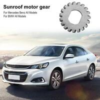 Metal Sunroof Sun Roof Motor Cog 19 Teeth Repair Gear For Mercedes Benz For BMW