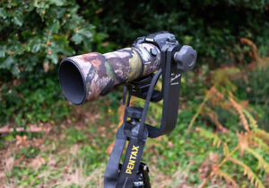 Pentax Da 300mm F4 Ed Sdm Neopren Objektiv Schutz Standard & Premium Bereiche