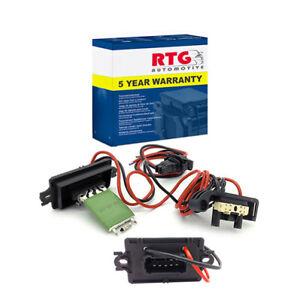 197 Petrol Heater Blower Fan Resistor Wiring Harness #1 Mk3 Fits Clio