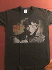 BRUCE SPRINGSTEEN - Vintage t shirt 1985 - NEVER WORN - Born In The USA Tour