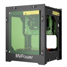 Mini 1500mW Engraving Lasergravierer Laser Graviermaschine Graveurausstattung