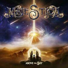 Above the Sky MAJESTICA   CD ( RHAPSODY , AVANTASIA , EPICA )