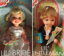 Kelly Club All Grown Up Lil' Bride Kelly & Lil' Gentleman Tommy 2002 Collection