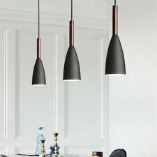 3X Black Pendant Light Room Chandelier Lighting Home Lamp Modern Ceiling Lights