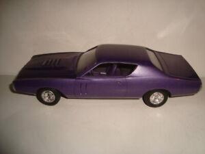 MPC 1971 Dodge Charger 2 Dr. Ht. Dealer Promo Model Car