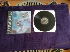 Trapped Under Ice Vol 1 black vinyl heavy metal record