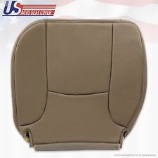 2004 Dodge Ram 1500 2500 3500 ST Driver Bottom Replacement Vinyl Seat Cover Tan