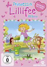 Prinzessin Lillifee - TV Serie Komplettbox - 5  DVD Box