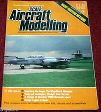 Scale Aircraft Modelling 9.3 Meteor,Mosquito
