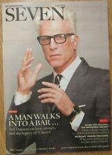 Ted Danson - Seven magazine – 24 February 2013