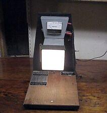 Camera Tabletop Lightmeter, PC, Battery checker | Minit-Test  | IB | $95 |