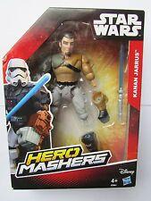 Disney Star Wars Hero Mashers Kanan Jarrus Approx 6'' Tall, NEW.