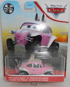Disney Pixar Cars 2 The Easter Buggy New 2021 Mattel