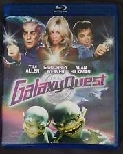 Galaxy Quest (Blu-ray, 1999) Tim Allen
