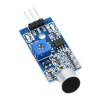 High Sensitivity Sound Detect Voice Switch Microphone Sensor Module For Arduino
