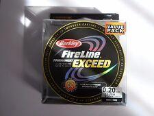 TRESSE berkley fireline tournament exceed 270m 0.20mm 13,2 kg